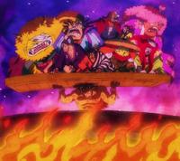 Oden Legendary Hour (One Piece)