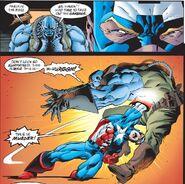 Peak Human Strength by Captain America