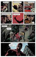 Daredevil's Speed