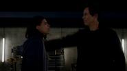 Eobard kills Cisco to protect his secret