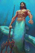 Glaucus - God of Fisherman