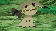 Jessie Mimikyu pokemon
