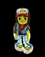Zombie Jake (Subway Surfers)