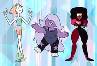Gems Steven Universe