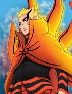 Naruto Bayron Mode