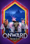 Onward Fairies Poster