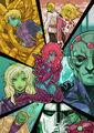 Brainiac Family by zaionic