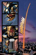 Flight by Nova The Human Rocket