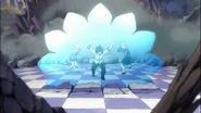 Gray ice shield