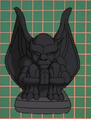 Praying Gargoyle