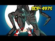 SCP-4975 Time's Up (SCP Animation)