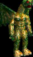 Serious Sam Giant Dragonman