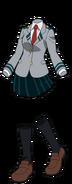 Toru Hagakure Full Body Uniform