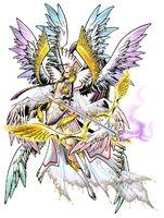 Angewomon X (Digimon)