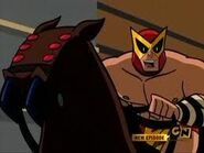 B'Wana Beast (DC Comics) arequinid