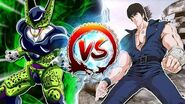 Cell Vs Kenshiro CellGames TeamFourStar