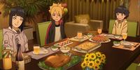 El Cumpleaños de Himawari