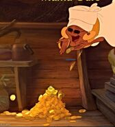 Mama Odie (The Princess and the Frog) money