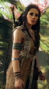 Freya God of War 2018