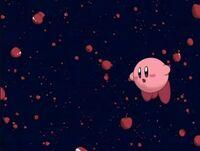 Inside Kirby's Belly