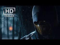 Mortal Kombat X - official trailer (2015)
