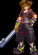 Sora Kingdom Hearts III