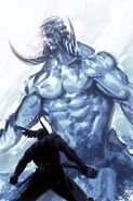 Ice giant marvel