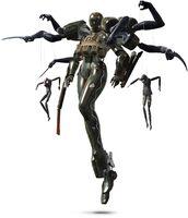 Screaming Mantis MGS4