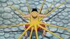 Luffy's Bulletproof Rubber Body
