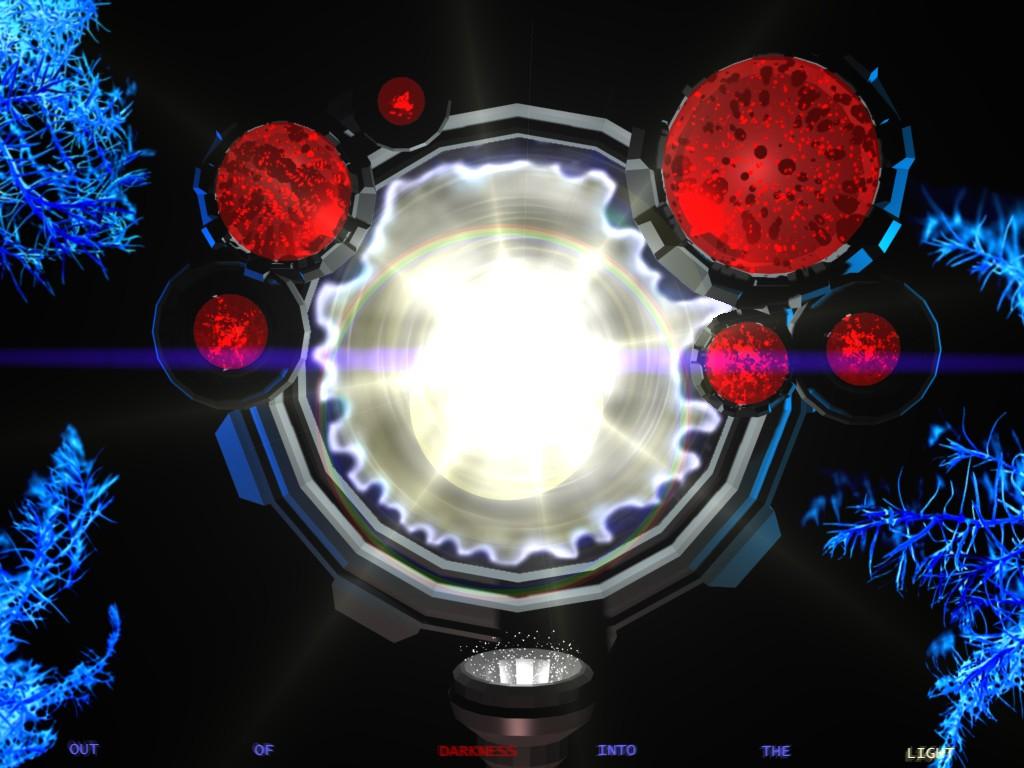 Light Portal Creation