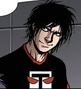 Trauma Marvel Comics