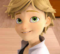 Adrien Agreste Miraculous Ladbug