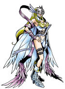 Angewomon official art