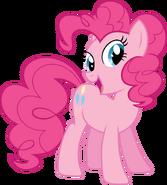 Pinkie pie smiling by hawk9mm-d5086ef