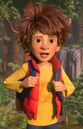 Adam Harrison, Son of Bigfoot