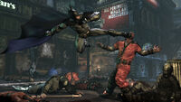 BatmanArkhamCity Fight