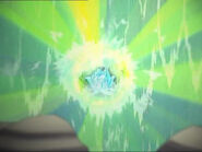 Diana's source of energy