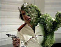 Doctor who noah wirrn Ark in Space