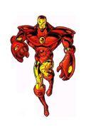 Iron Man Armor Model YT1
