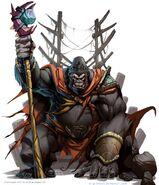 Ruthazek the Gorilla King