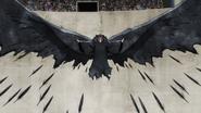 Shinki (Naruto) wings