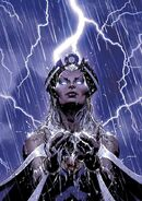 Storm's wet.
