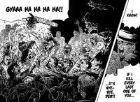 Denji, the Chainsaw Devil Chainsaw Man
