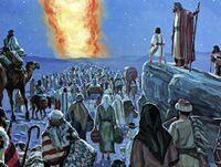 God's Fire Pillar