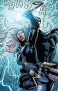 Marvel Comics Ororo Munroe