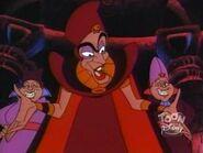Sand Witches Aladdin