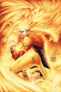 Burnout Robert Lane (Wildstorm Universe)