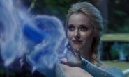 Elsa Uses Magic