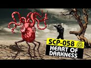 SCP-058 - Heart of Darkness (SCP Orientation)-2