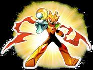 Sol Cross MegaMan Battle Network Boktai